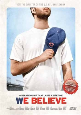 "Chicago Cubs ""WE BELIEVE"" DVD"