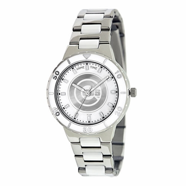 Chicago Cubs Women's Pearl Watch