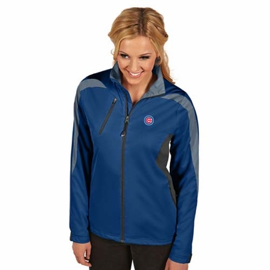 Chicago Cubs Womens Discover Jacket (Color: Royal)