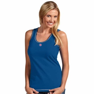 Chicago Cubs Womens Sport Tank Top (Color: Royal)