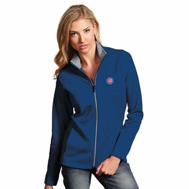 Chicago Cubs Womens Leader Jacket (Team Color: Royal)