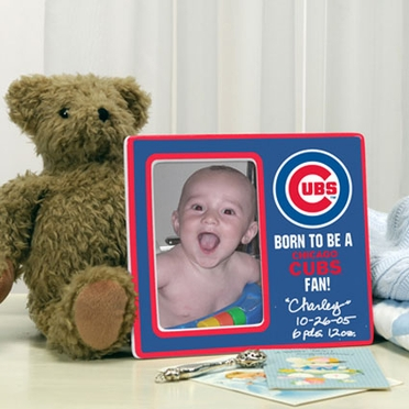Chicago Cubs Youth Picture Frame