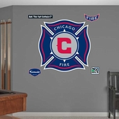 Chicago Fire Wall Decorations