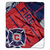 Chicago Fire Bedding & Bath