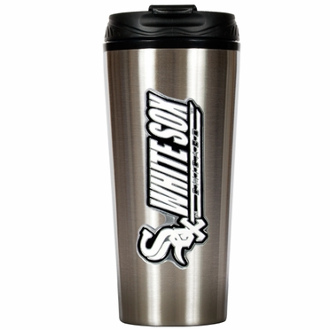 Chicago White Sox 16 oz. Thermo Travel Tumbler