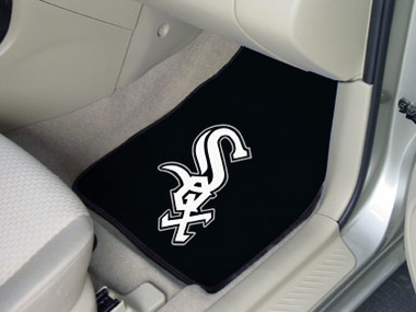 Chicago White Sox 2 Piece Car Mats