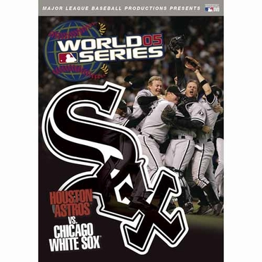 Chicago White Sox 2005 World Series DVD