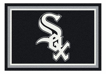 "Chicago White Sox 5'4"" x 7'8"" Premium Spirit Rug"