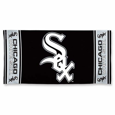 Chicago White Sox Beach Towel - Old Design
