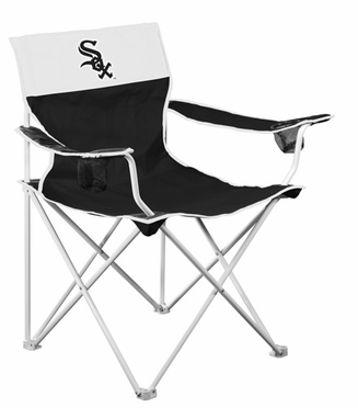 Chicago White Sox Big Boy Adult Folding Logo Chair