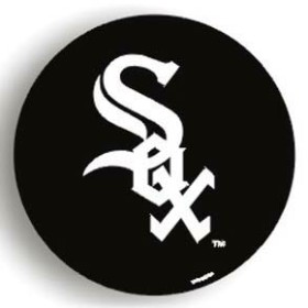 Chicago White Sox Black Tire Cover (Small Size)
