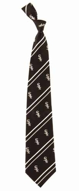 Chicago White Sox Cambridge Woven Silk Necktie