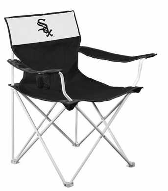 Chicago White Sox Canvas Adult Folding Logo Chair