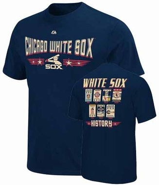 Chicago White Sox Cooperstown Tickets T-Shirt