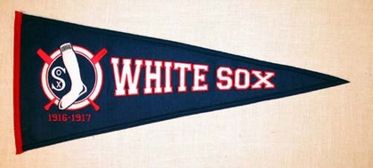 Chicago White Sox Cooperstown Wool Pennant