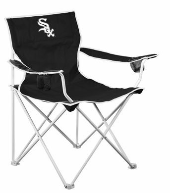 Chicago White Sox Deluxe Adult Folding Logo Chair