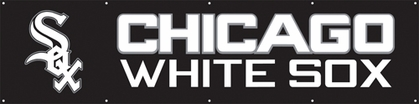 Chicago White Sox Eight Foot Banner