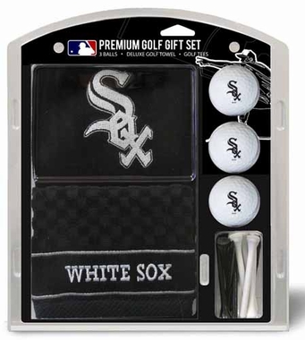Chicago White Sox Embroidered Towel Gift Set