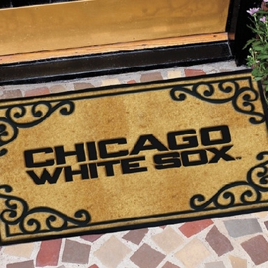Chicago White Sox Exterior Door Mat