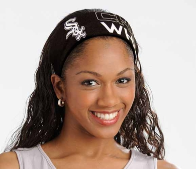 Chicago White Sox FanBand Hair Band