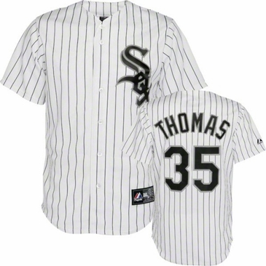 Chicago White Sox Frank Thomas Replica Throwback Jersey
