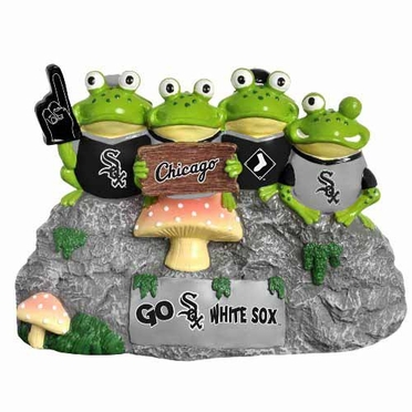 Chicago White Sox Frog Fan Bench