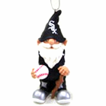 Chicago White Sox Gnome Christmas Ornament