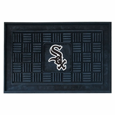 Chicago White Sox Heavy Duty Vinyl Doormat