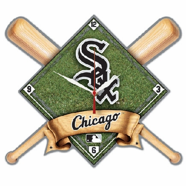 Chicago White Sox High Definition Wall Clock