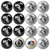 Chicago White Sox Game Room