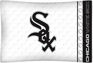 Chicago White Sox Individual Pillowcase