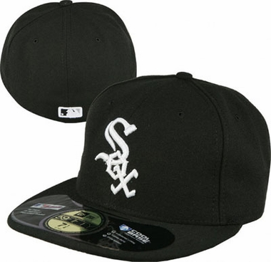 Chicago White Sox New Era 59Fifty Authentic Exact Fit Baseball Cap