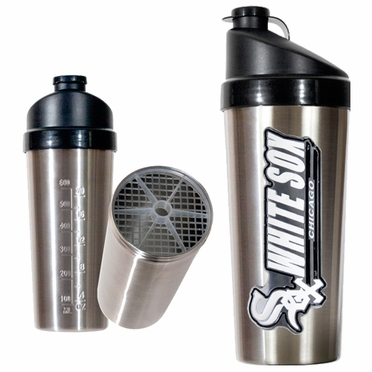 Chicago White Sox Protein Shaker