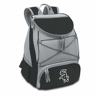 Chicago White Sox PTX Backpack Cooler (Black)