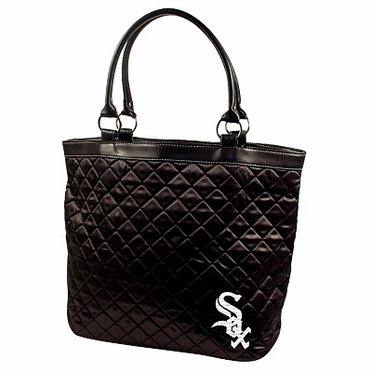 Chicago White Sox Quilted Tote