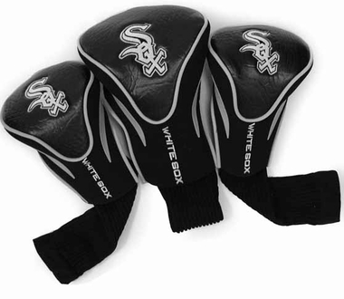 Chicago White Sox Set of Three Contour Headcovers