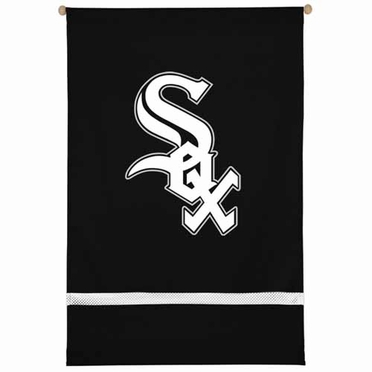 Chicago White Sox SIDELINES Jersey Material Wallhanging