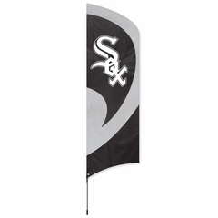 Chicago White Sox Tall Team Flag