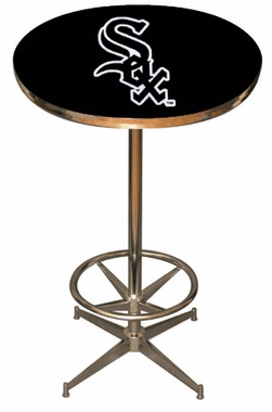Chicago White Sox Team Pub Table