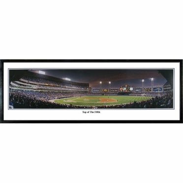 Chicago White Sox Top of the Fifth Framed Panoramic Print