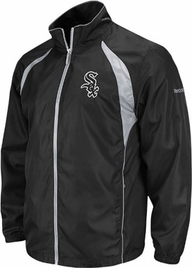 Chicago White Sox Trainer Full Zip Lightweight Jacket