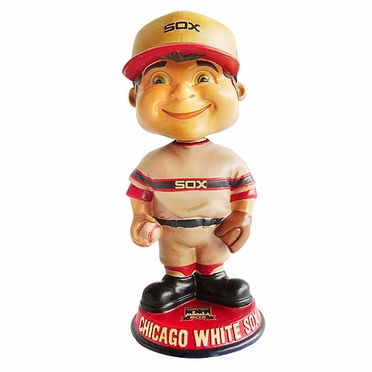 Chicago White Sox Vintage Retro Bobble Head