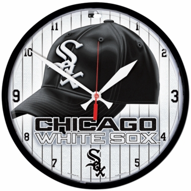 Chicago White Sox Wall Clock