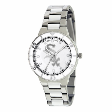 Chicago White Sox Women's Pearl Watch