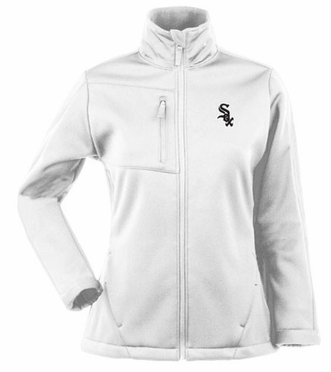 Chicago White Sox Womens Traverse Jacket (Color: White)