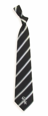 Chicago White Sox Woven Poly 1 Necktie