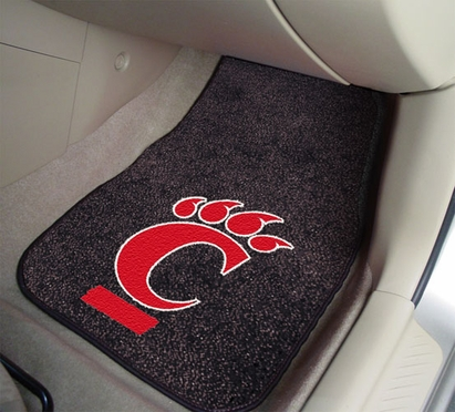 Cincinnati 2 Piece Car Mats