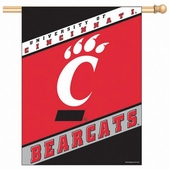 University of Cincinnati Flags & Outdoors