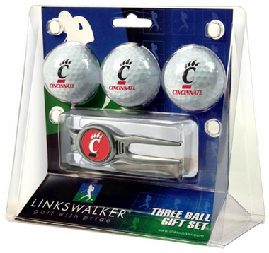 Cincinnati 3 Ball Gift Pack With Kool Tool
