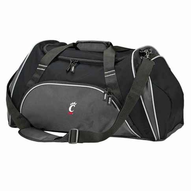 Cincinnati Action Duffle (Color: Black)